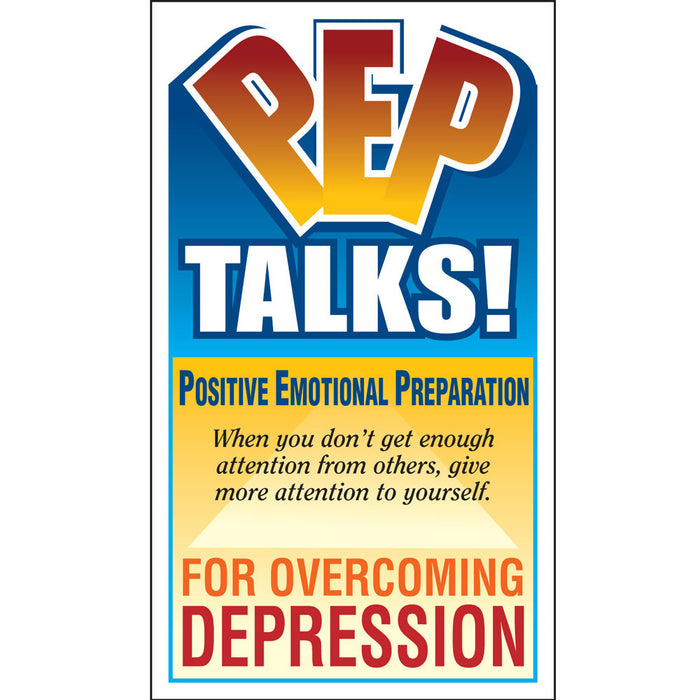 PEP Talks for Overcoming Depression product image