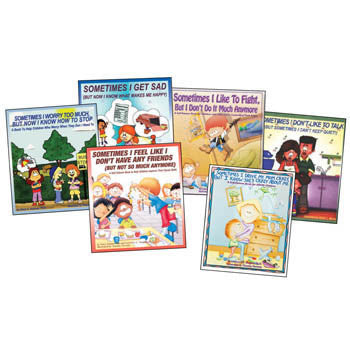 Sometimes I...6 Book Series product image