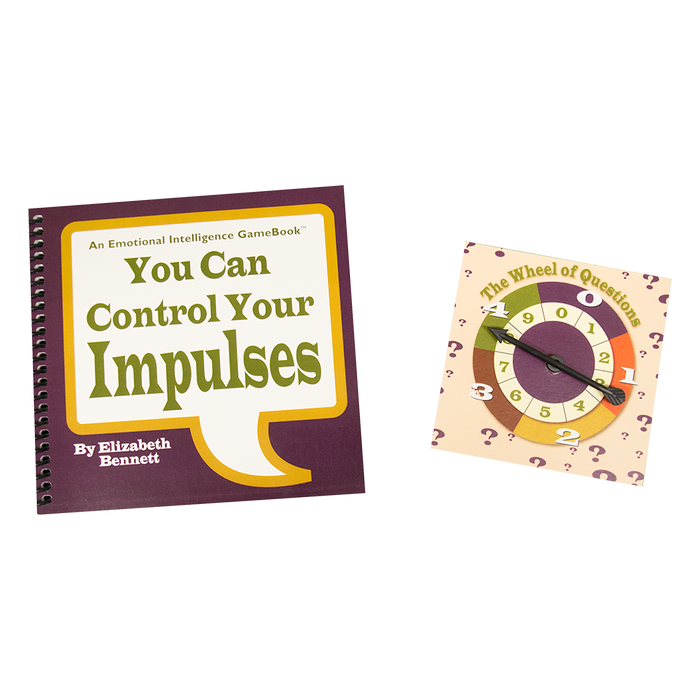 Spin & Learn! Emotional Intelligence Games - Set of 4