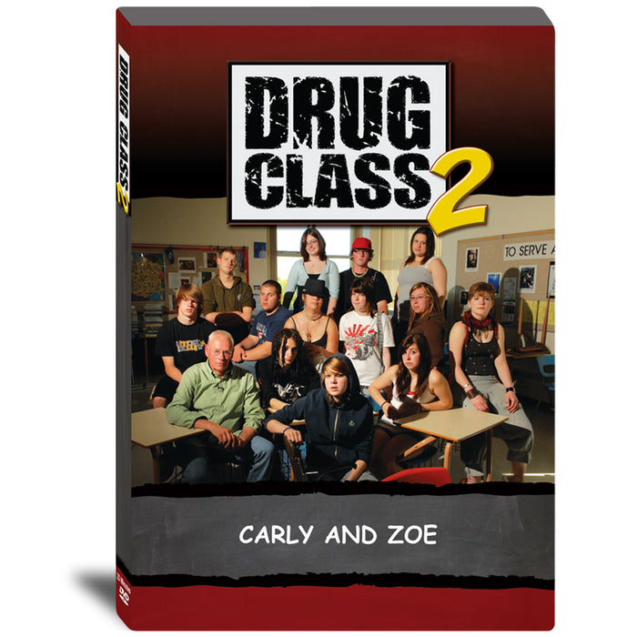 Drug Class 2: Carly and Zoe DVD product image