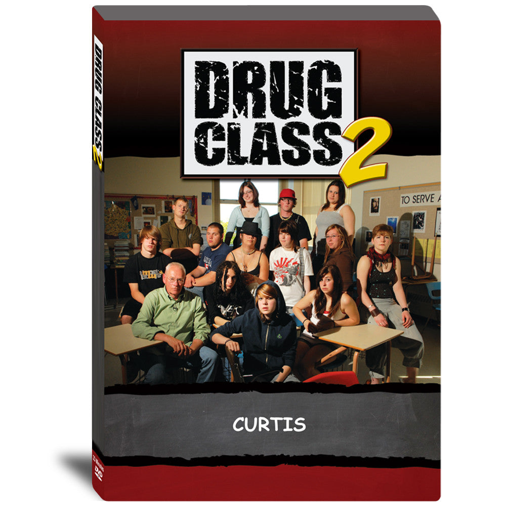 Drug Class 2: Curtis DVD product image