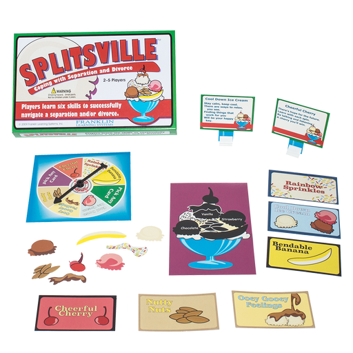 Splitsville Game: Coping with Separation & Divorce
