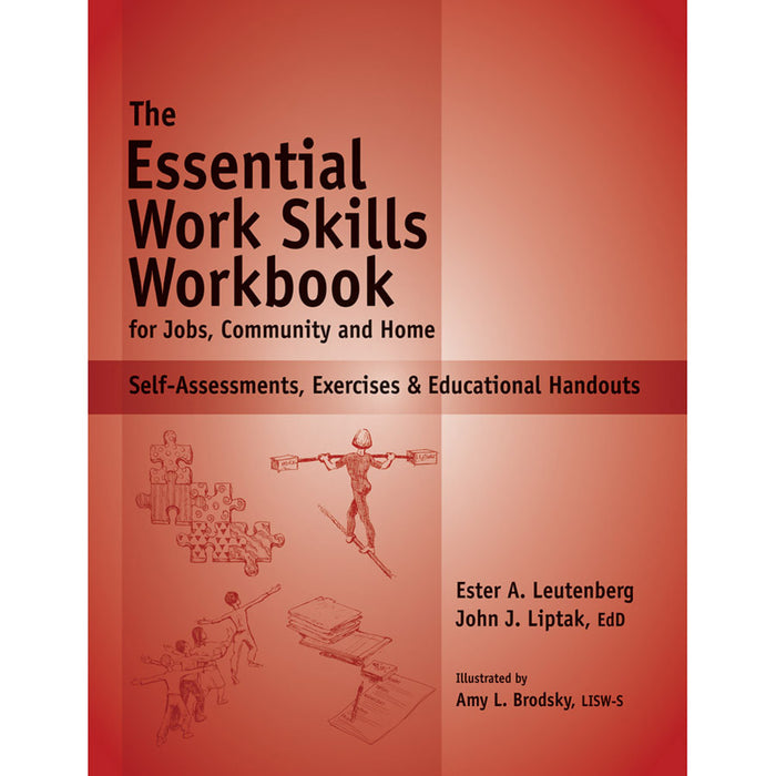 The Essential Work Skills Workbook product image