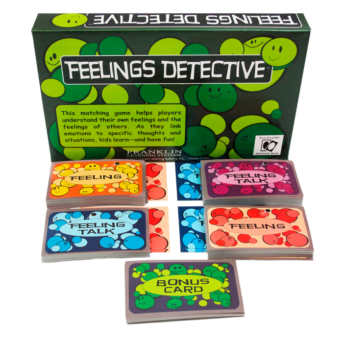 Feelings Detective Matching Game