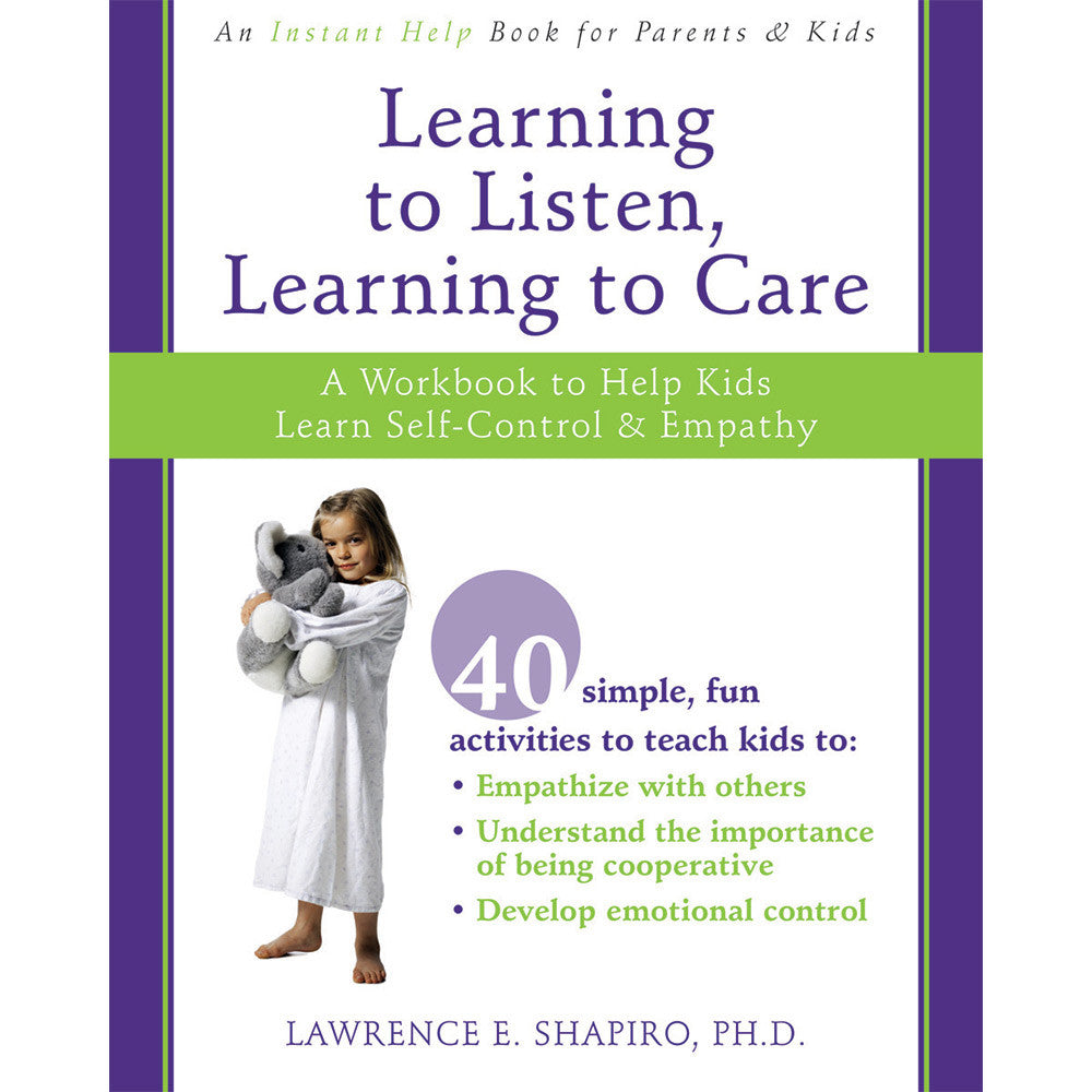 Learning To Listen, Learning To Care Workbook product image