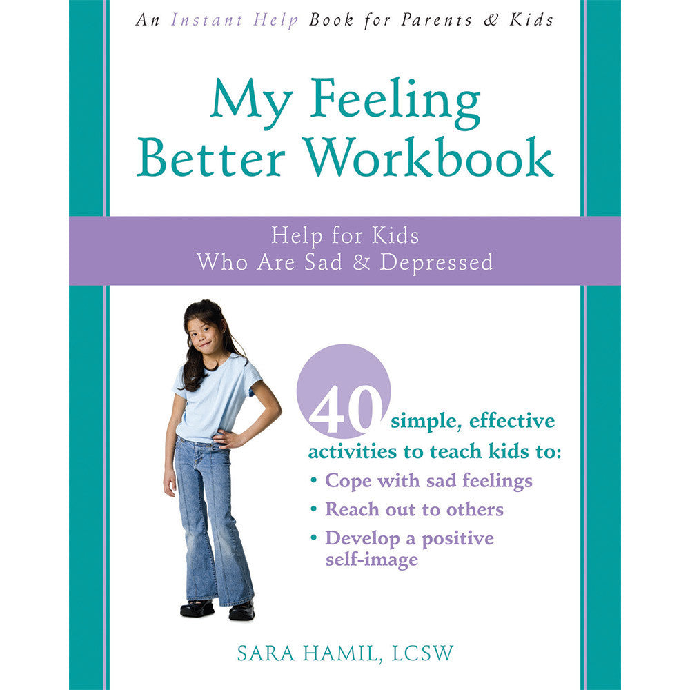 My Feeling Better Workbook product image
