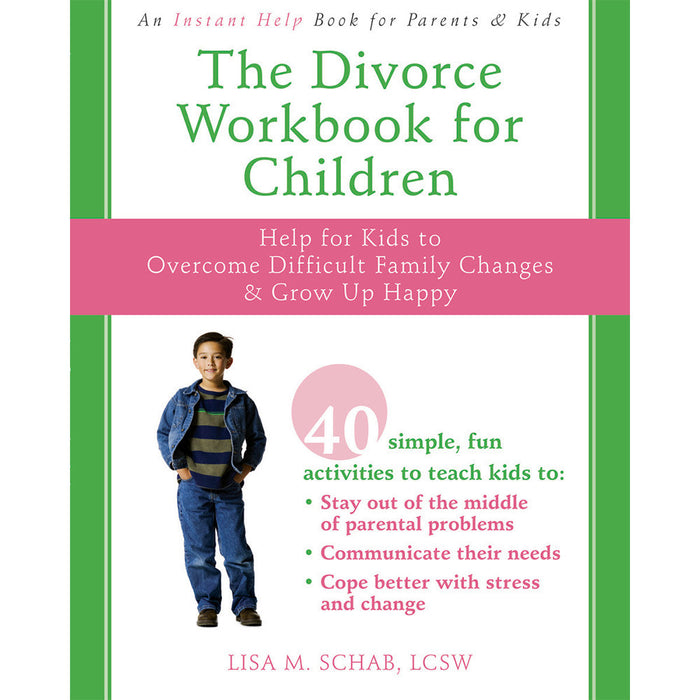 The Divorce Workbook for Children product image
