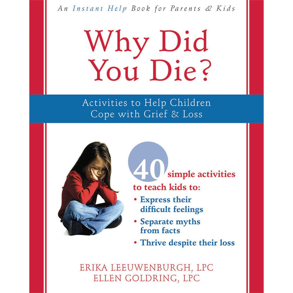 Why Did You Die? Workbook product image
