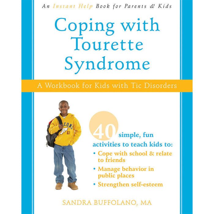 Coping with Tourette Syndrome Workbook product imge
