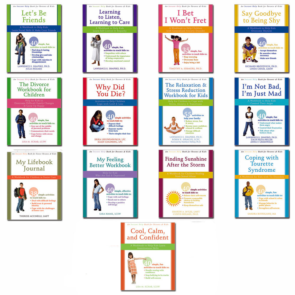 Instant Help Books