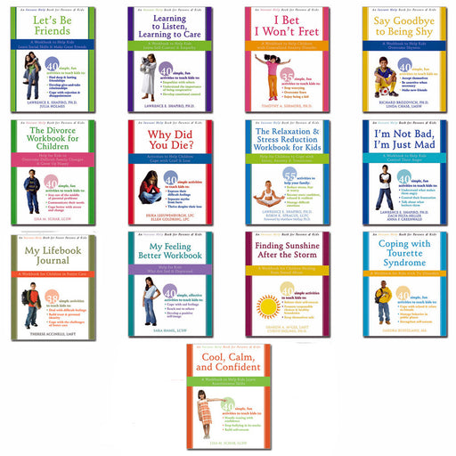 Instant Help Books for Children Set of 12