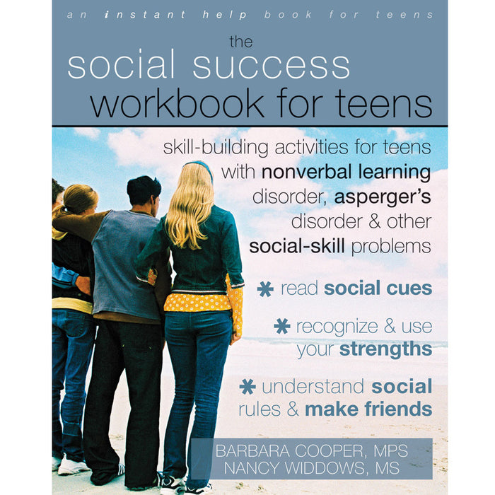The Social Success Workbook for Teens product image