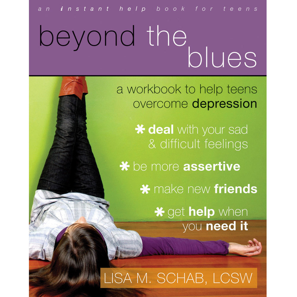 Beyond the Blues Workbook product image