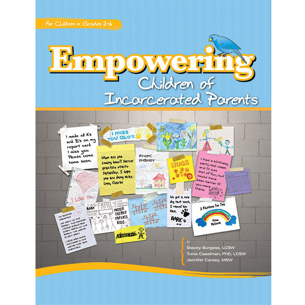 Empowering Children of Incarcerated Parents Book product image