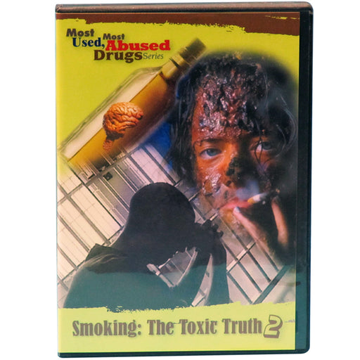 Most Used, Most Abused Drugs: Smoking The Toxic Truth DVD product image