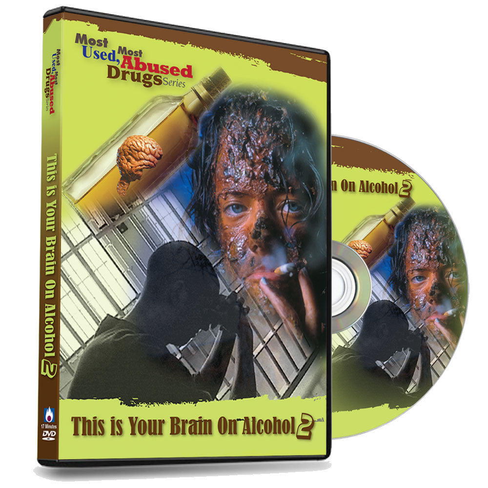 Most Used, Most Abused Drugs: This is Your Brain on Alcohol DVD product image