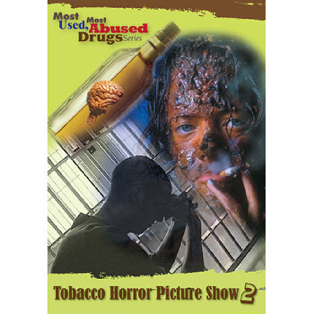 Most Used, Most Abused Drugs: Tobacco Horror Picture Show DVD product image