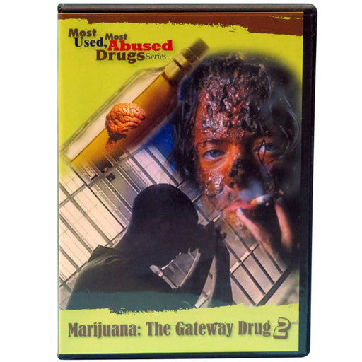 Most Used, Most Abused Drugs: Marijuana The Gateway Drug DVD product image