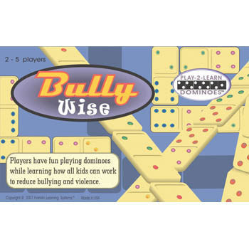 Play 2 Learn Dominoes on Bullywise Game product image
