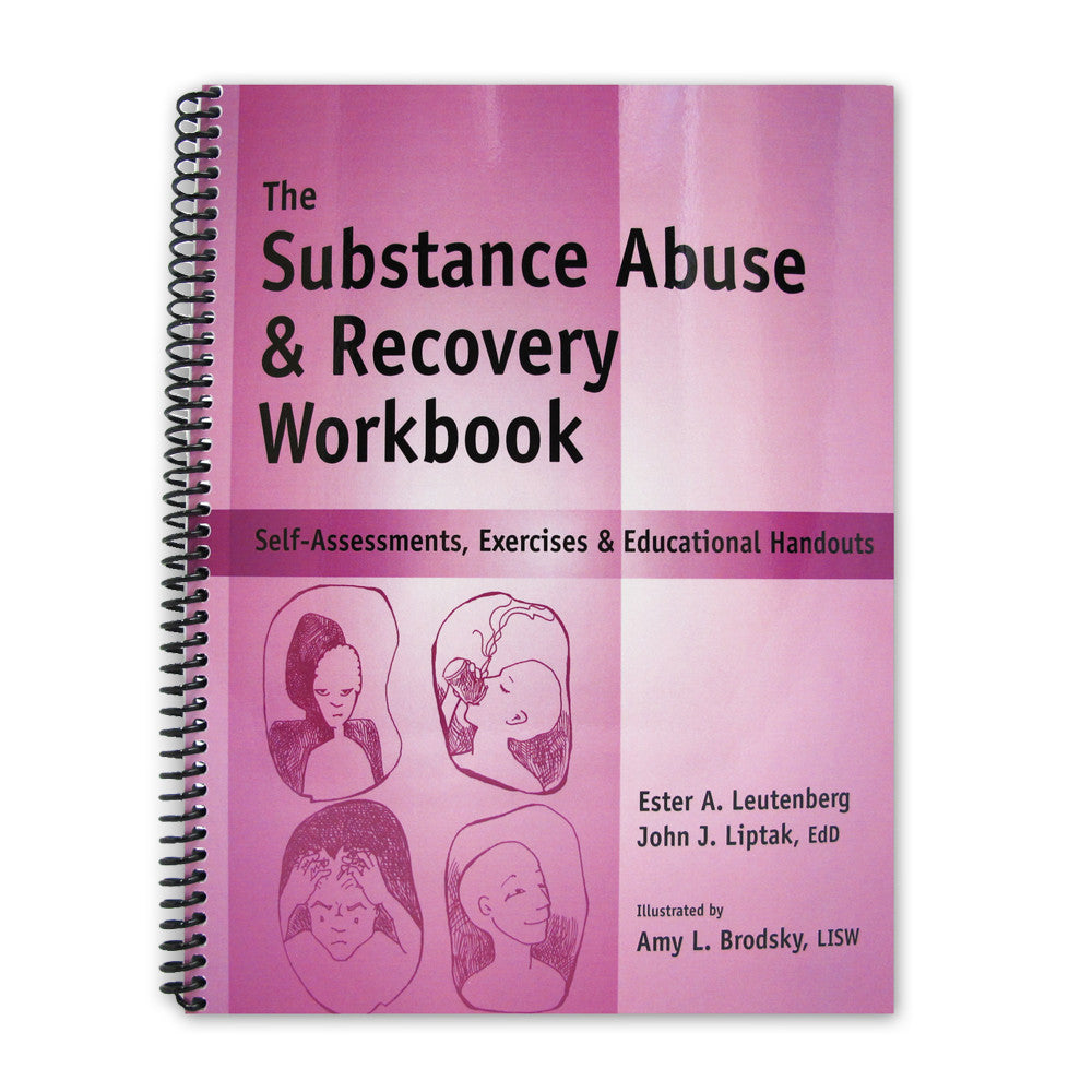 The Substance Abuse & Recovery Workbook product image
