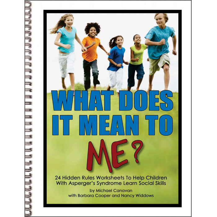 What Does It Mean to Me? Activity Book with CD product image