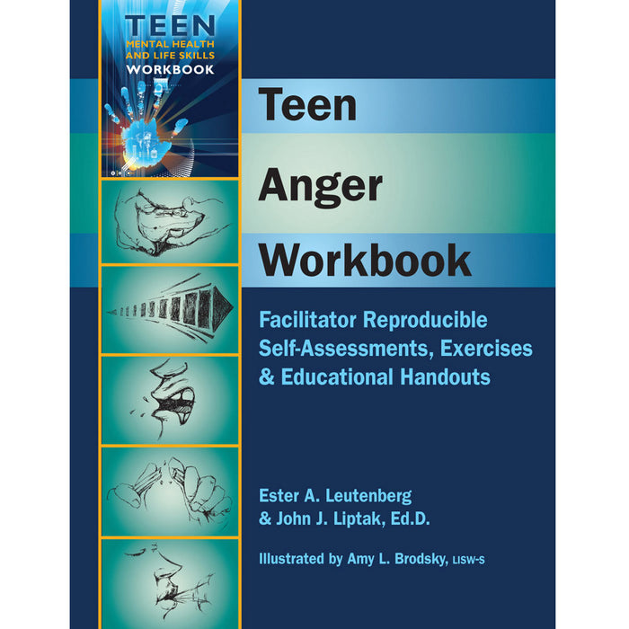 Teen Anger Workbook product image