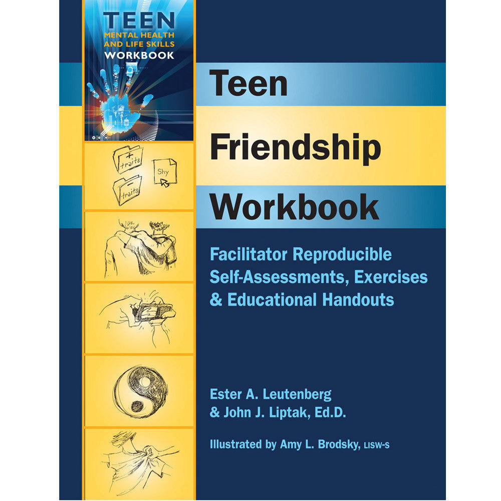 Teen Friendship Workbook product image