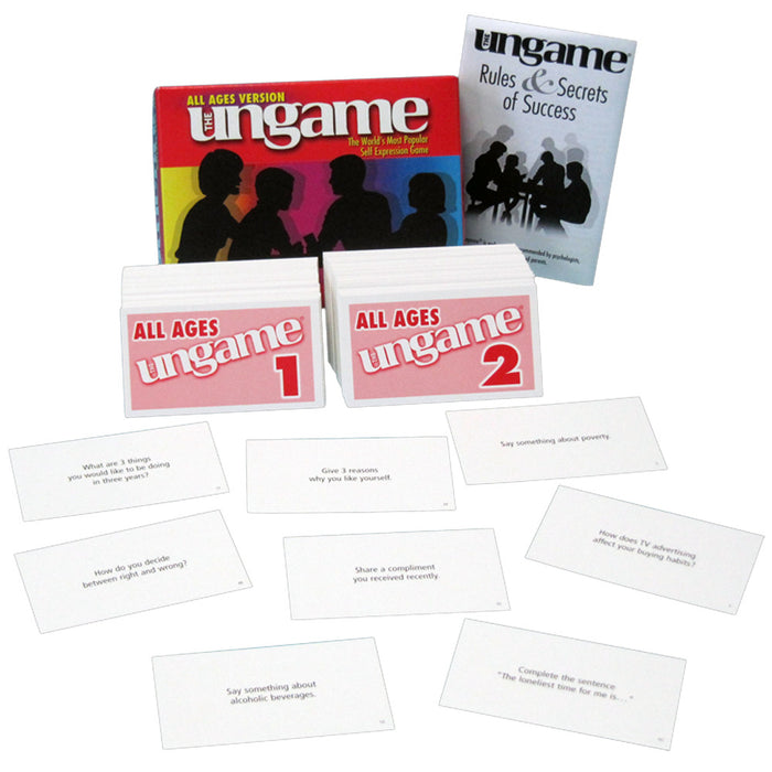 The Ungame Cards  product image