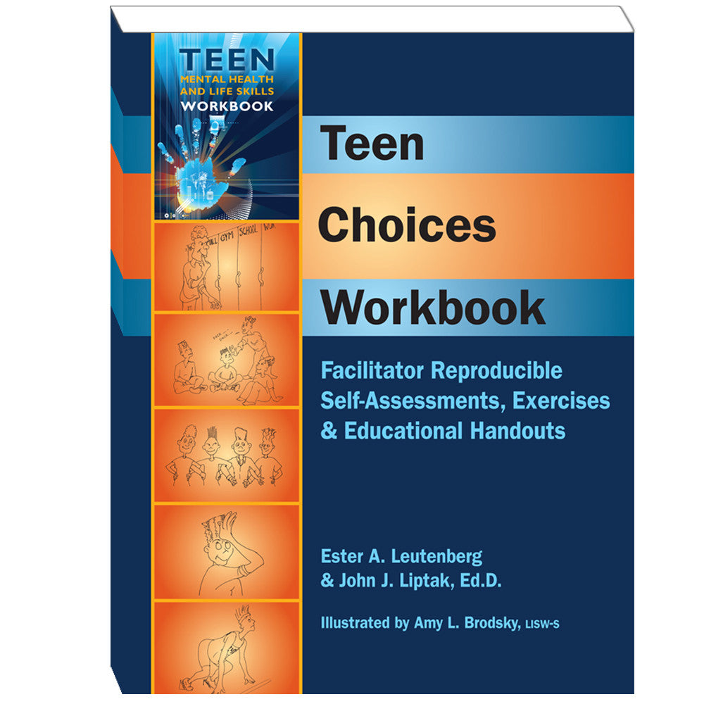 Teen Choices Workbook product image
