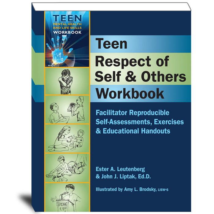 Teen Respect of Self & Others Workbook product image