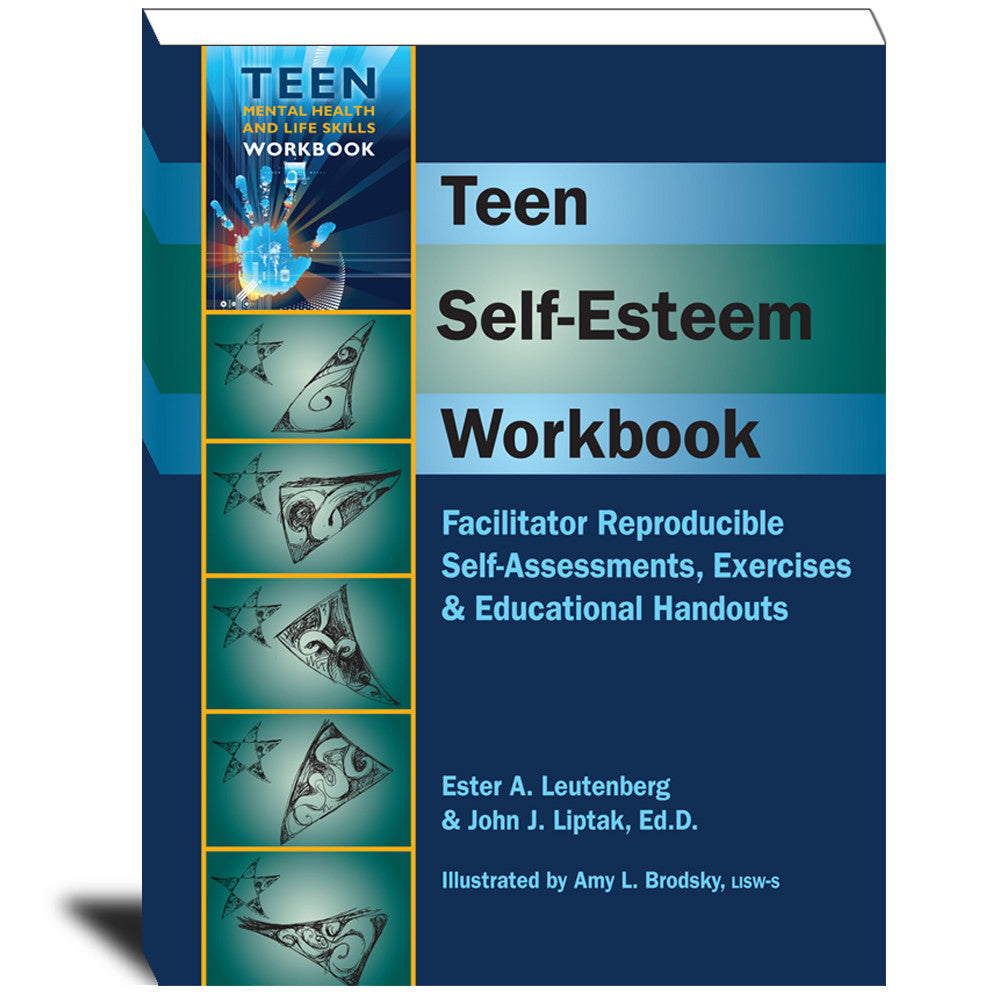 Teen Self Esteem Workbook product image
