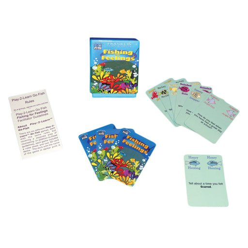 Play 2 Learn Go Fish: Fishing For Feelings Card Game product image