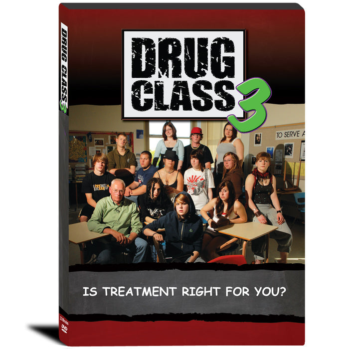 Drug Class 3: Is Treatment Right for You? DVD product image