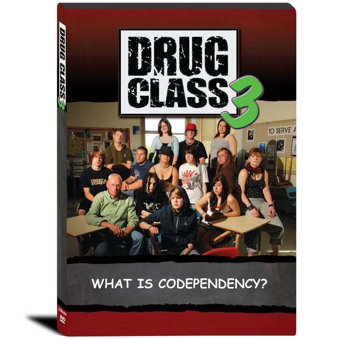 Drug Class 3: What is Codependency? DVD product image