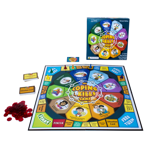 The Coping Skills Game product image