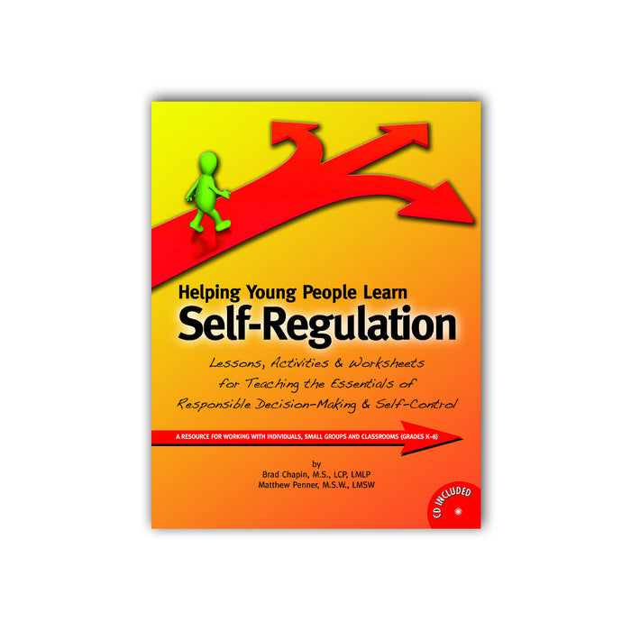 Helping Young People Learn Self Regulation Book product image