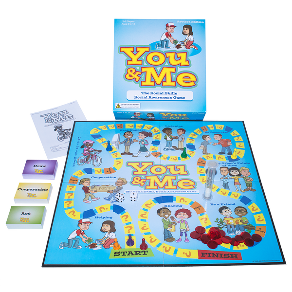 You & Me Social Skills Collection