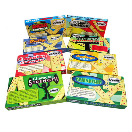 Play 2 Learn Dominoes, Set of 8 product image