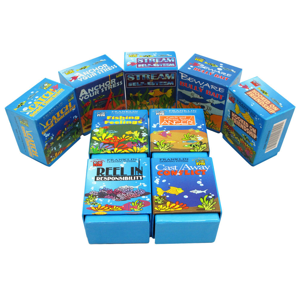 Play 2 Learn Go Fish: Set of 9 Card Games product image