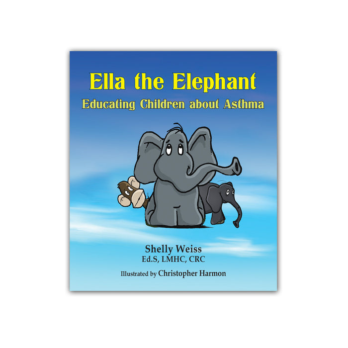 Ella the Elephant: Educating Children about Asthma product image