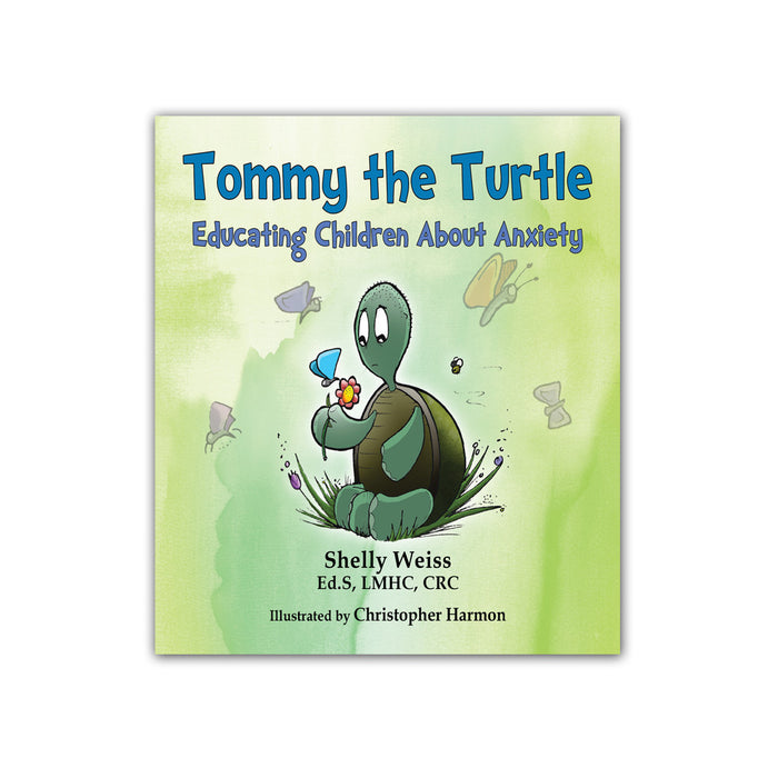 Tommy the Turtle: Educating Children about Anxiety product image