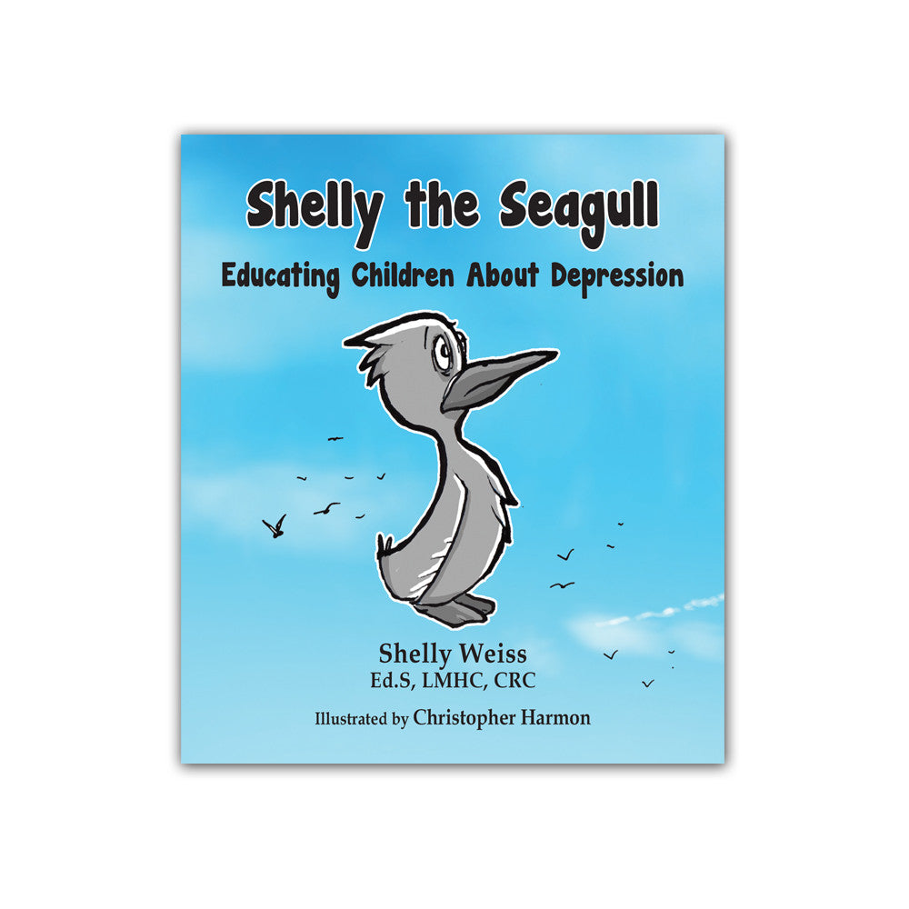 Shelly the Seagull: Educating Children About Depression product image