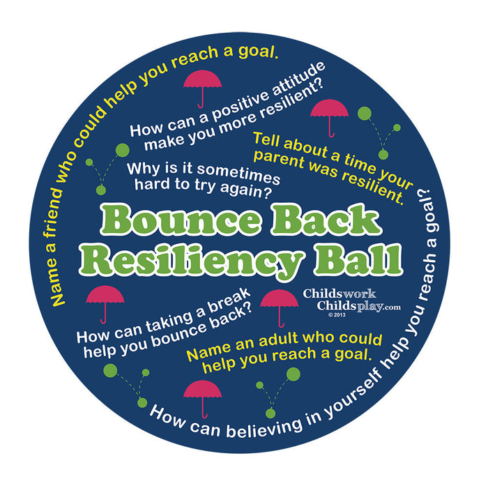 Bounce Back Resilliancy Ball product image
