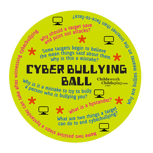 Cyber Bullying Ball product image