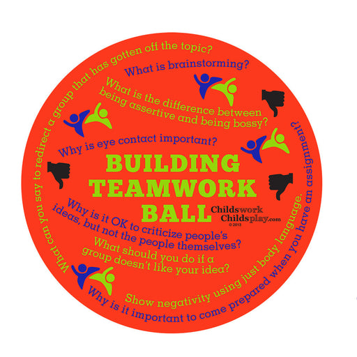 Building Teamwork Ball product image