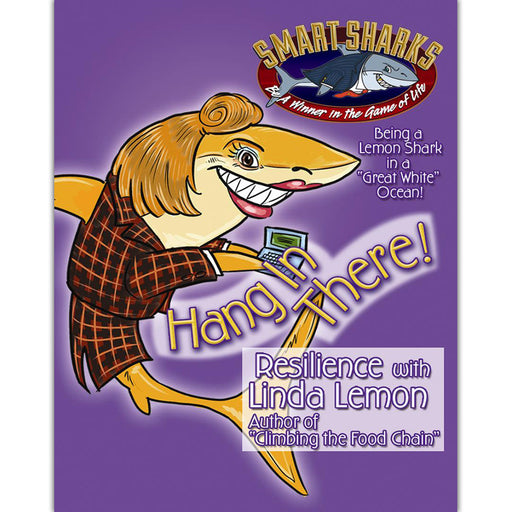Smart Sharks Hang in There: RESILIENCE Card Game product image