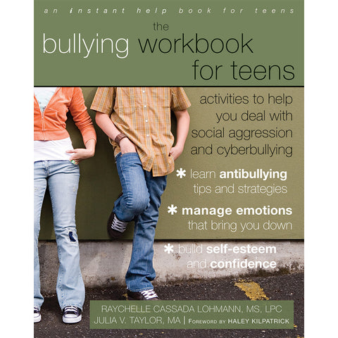 Bullyingbully prevention the bullying workbook for teens product image publicscrutiny Choice Image