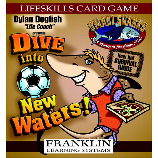 Smart Sharks: Dive Into New Waters Card Game product image
