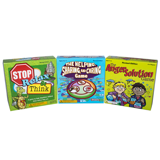 BEST SELLING CHILDSWORK/CHILDSPLAY THERAPY GAMES