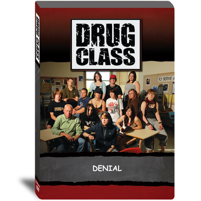 Drug Class: Denial DVD product image